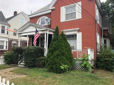 Peabody Single Family Home Contingent: 47 Andover St