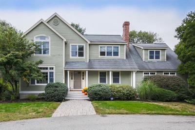 Wenham, Hamilton Single Family Home Contingent: 380 Highland St