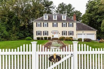 Raynham Single Family Home For Sale: 521 Elm St E