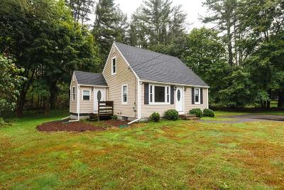 Norton MA Single Family Home Under Agreement: $279,000