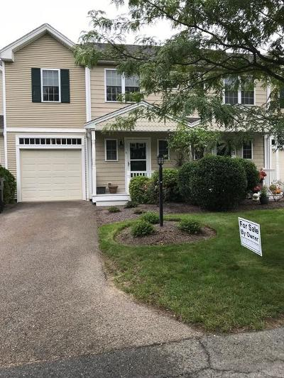 Middleboro Condo/Townhouse For Sale: 5 Sycamore Dr #5
