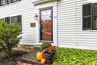 Reading Single Family Home For Sale: 178 South Street