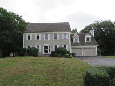 Marshfield Single Family Home For Sale: 192 Fairways Edge Dr