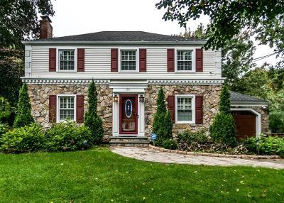 Framingham Single Family Home Contingent: 21 Alder Lane