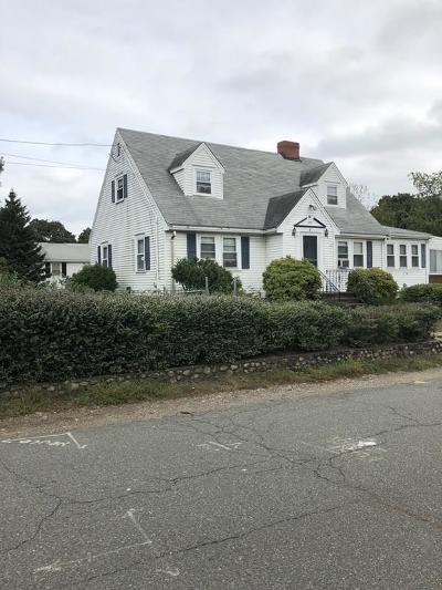 Saugus Single Family Home Under Agreement: 4 Falmouth St
