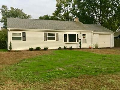 Framingham Single Family Home Under Agreement: 18 Brookfield Terrace