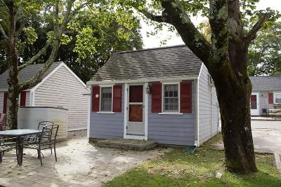 Sandwich Single Family Home For Sale: 376 Route 6a #3