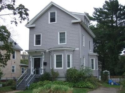 Single Family Home Sold: 35 Parkman St