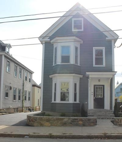 Somerville Condo/Townhouse Contingent: 10 Howe St #1