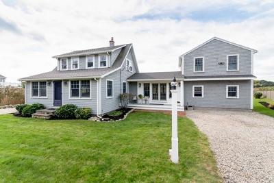 Scituate Single Family Home Contingent: 14 Peggotty Beach Rd