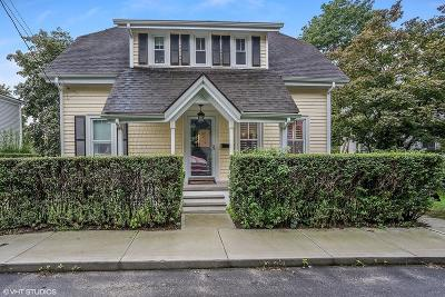 Plymouth Single Family Home Under Agreement: 6 Stoddard St