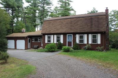 Middleboro Single Family Home Contingent: 118 Rocky Meadow St