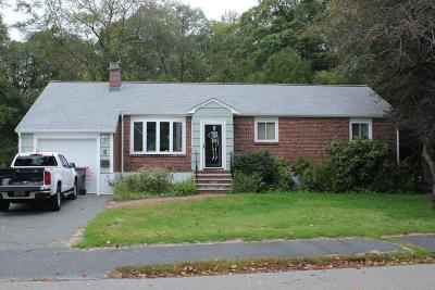 Framingham Single Family Home For Sale: 5 Clearview Dr