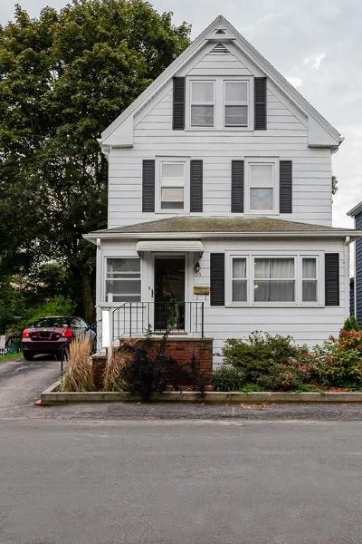 Braintree Single Family Home For Sale: 26 Sherman Road