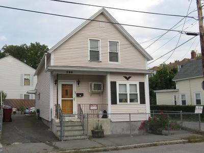 Lowell Single Family Home For Sale: 730 School Street