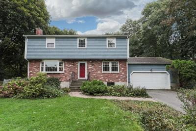 Scituate Single Family Home For Sale: 40 Whittier Dr