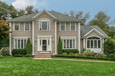 North Andover Single Family Home Sold: 43 Oxbow Cir
