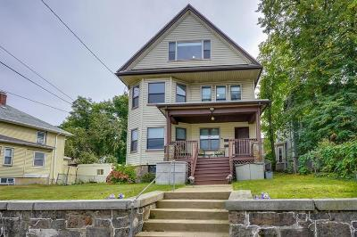 Multi Family Home Under Agreement: 40 Monastery Road