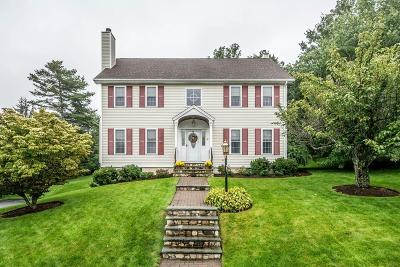 Woburn Single Family Home Under Agreement: 22 Lafayette Pl