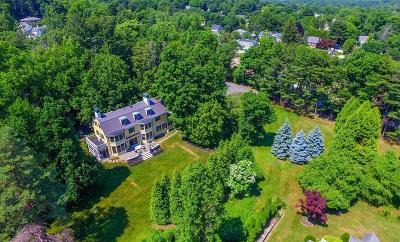 Milton Single Family Home For Sale: 600 Brush Hill
