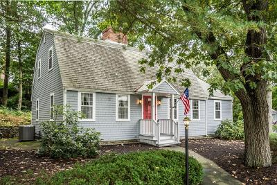 Wakefield Single Family Home Contingent: 67 Old Nahant Rd