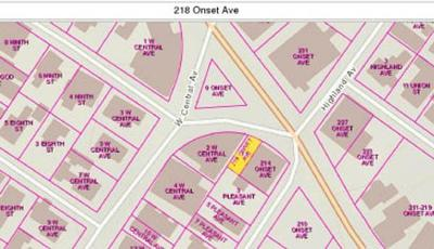 Wareham Residential Lots & Land For Sale: 218 Onset Ave