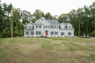 Bolton Single Family Home For Sale: Lot 10 Houghton Farms Ln