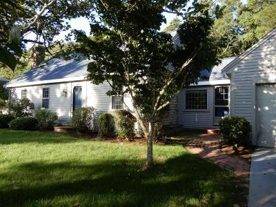 Yarmouth Single Family Home Contingent