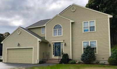 Woburn Single Family Home Under Agreement: 14 Kelly Dr