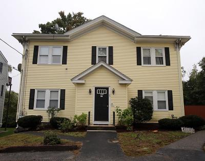 Weymouth Condo/Townhouse Under Agreement: 23 Pond St #2