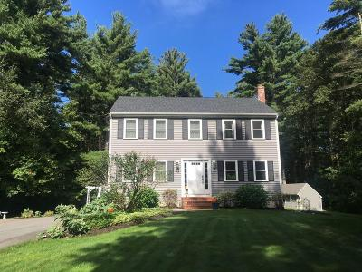 East Bridgewater Single Family Home Under Agreement: 10 Kimberly Way