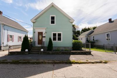 RI-Bristol County Single Family Home Under Agreement: 44 Catherine St