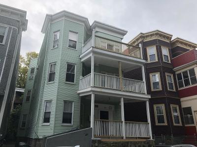 Multi Family Home Under Agreement: 331 Seaver St