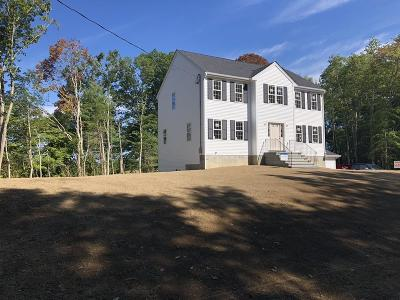 Middleboro Single Family Home For Sale: 47 Clay St