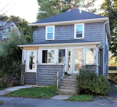 Beverly Single Family Home Under Agreement: 15 Gardner St