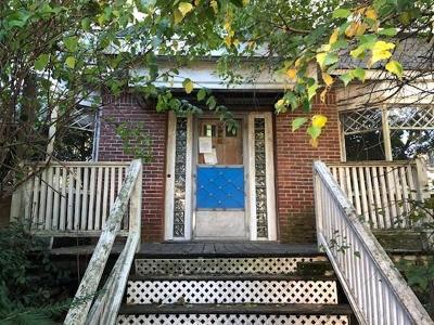 Arlington MA Single Family Home Under Agreement: $599,000