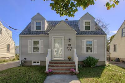 Saugus Single Family Home Under Agreement: 33 Dudley St