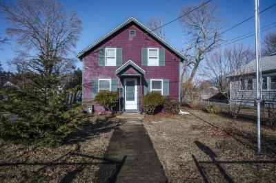 Swansea Single Family Home For Sale: 43 Munsey Ave