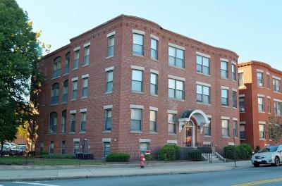 Malden Condo/Townhouse Under Agreement: 550 Main St #12