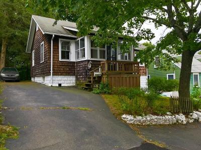 Braintree Single Family Home Under Agreement: 58 Bellevue Rd