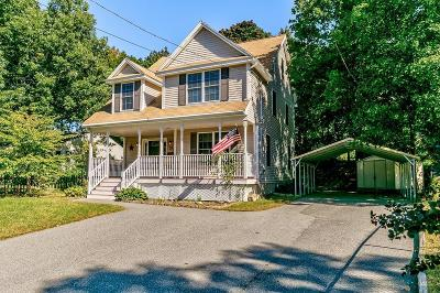 Lowell Single Family Home Contingent: 32 Hayes Ave