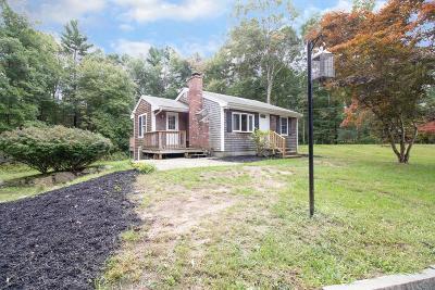 Kingston Single Family Home Back On Market: 88 Ring Rd