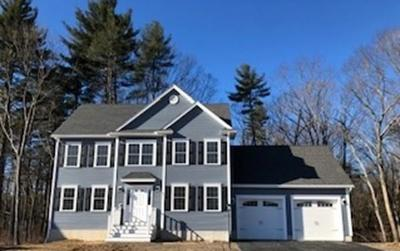 Tewksbury Single Family Home Under Agreement: Lot 5 Robbie Terris Way