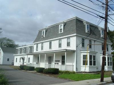 Framingham Multi Family Home Price Changed: 60 Elm St