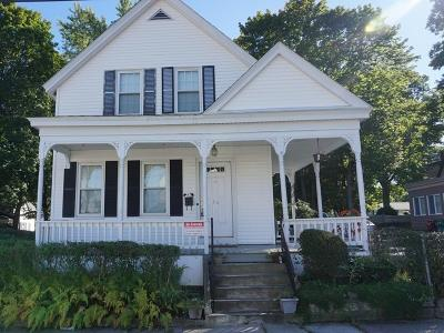 Lowell Single Family Home For Sale: 74 Inland St