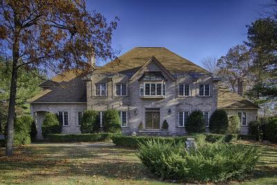 Shrewsbury Single Family Home For Sale: 10 Coachman Ridge Rd