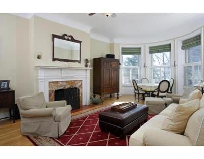 Condo/Townhouse Contingent: 463 Commonwealth Ave #1