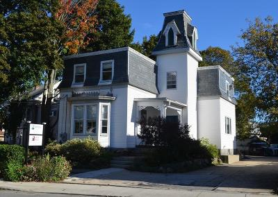 Gloucester Multi Family Home Under Agreement: 115 Prospect
