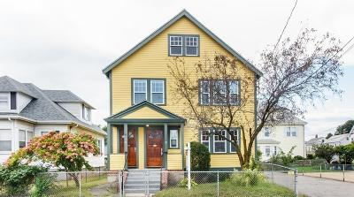 Single Family Home For Sale: 56-58 South Waverly Street