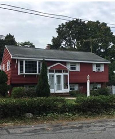 Lowell Single Family Home For Sale: 811 East Merrimack